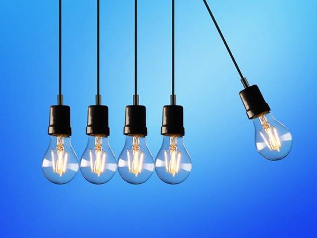 lampadas funcionam com energia solar