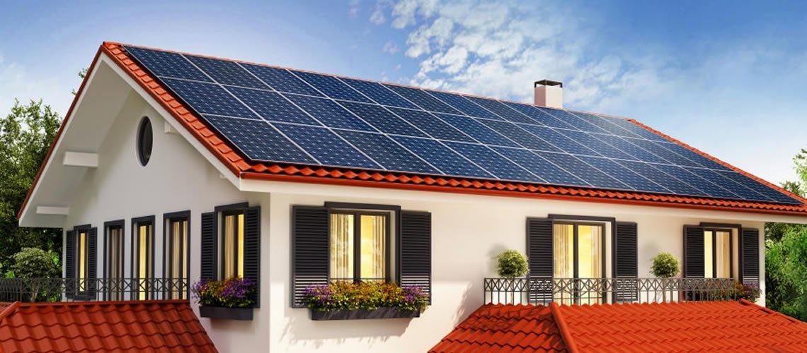 painel solar para residencia
