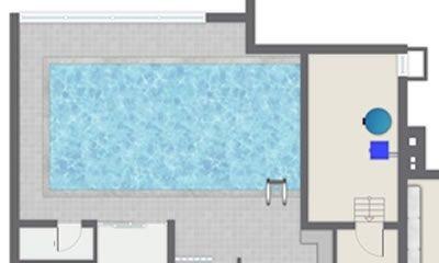 projeto de piscina completo