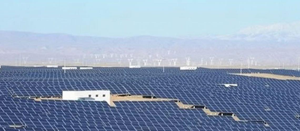 usina solar china